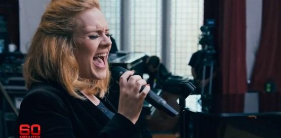 Adele nos da un adelanto de su nueva canción llamada When We Were Young