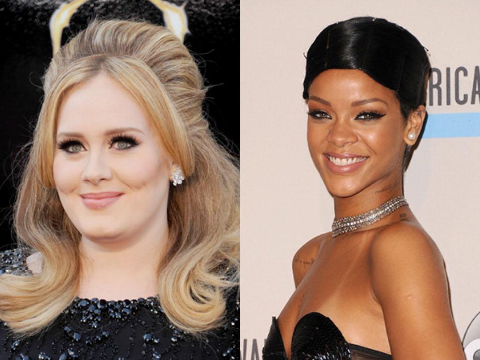 Adele-y-Rihanna