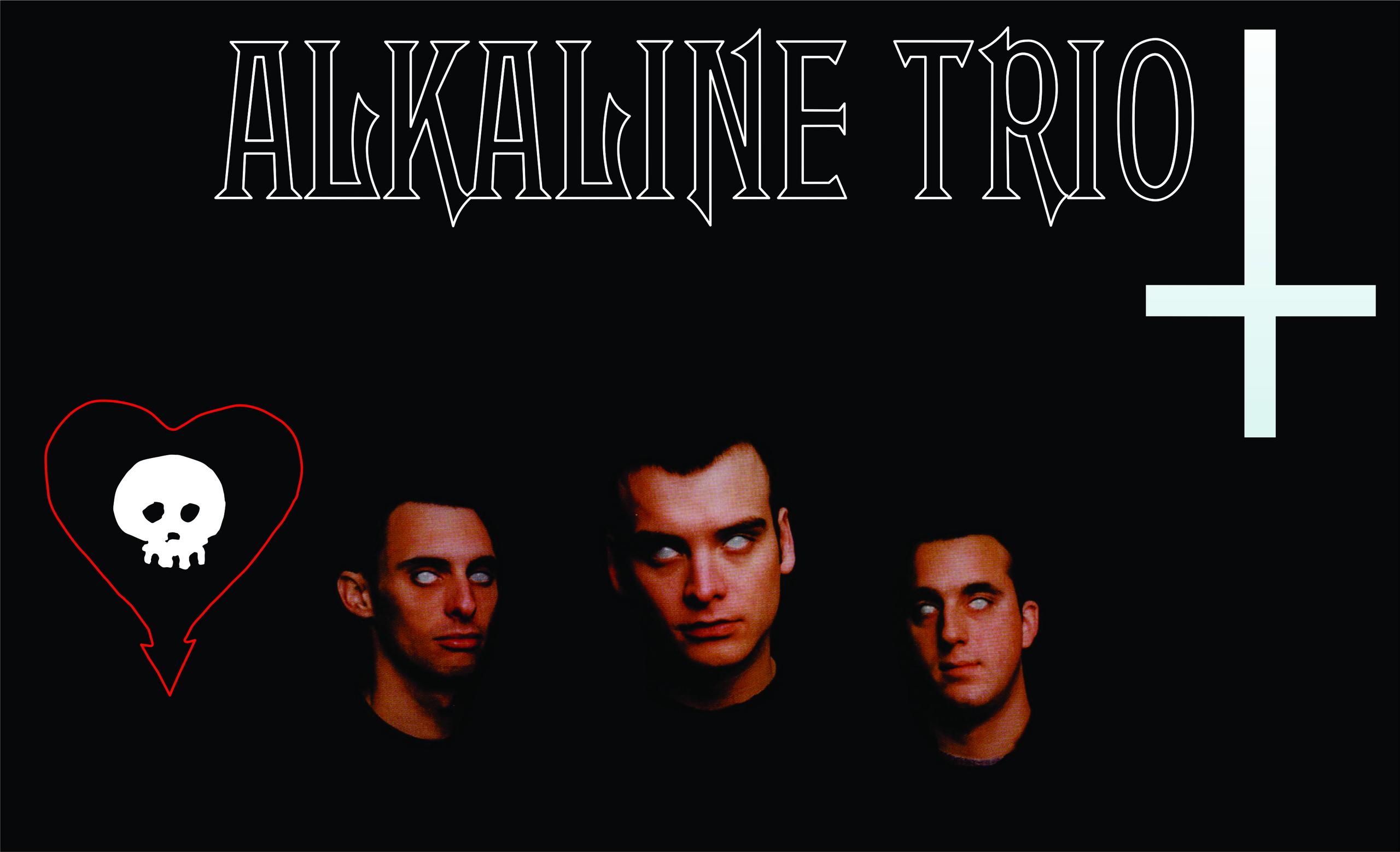 Alkaline-Trio Riot Fest 2015