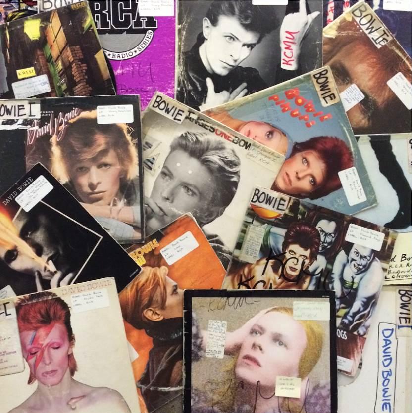 David Bowie Cumple 69 años y además viene con un nuevo disco llamado Blackstar