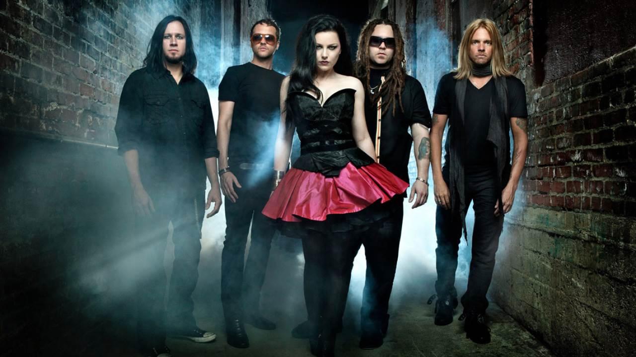 Evanescence esta de regreso en el Ozzfest de Tokio 2015