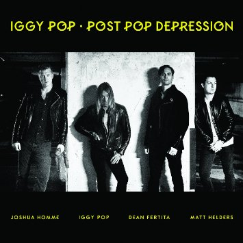 Josh Homme e Iggy Pop juntos en el album Post Pop Depression_