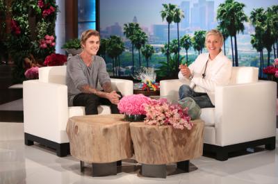 JustinBieber pide disculpas en facebook por lo presumido y arrogante que ha sido EllenDeGeneres