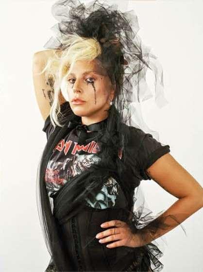 Lady Gaga confiesa que le gusta Iron Maiden