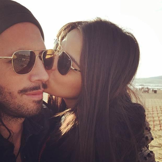 Maite Perroni enamorada de su novio chileno le dedica una cancion love 2015