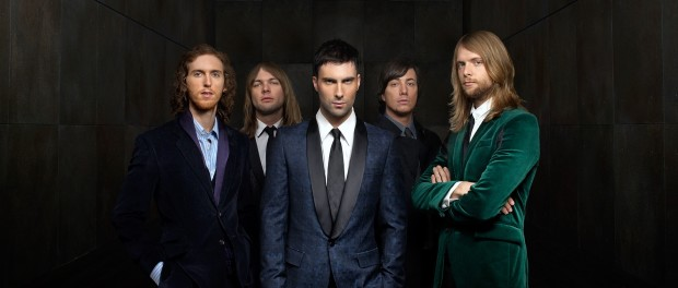 Maroon 5 adam levine productor programa songland song land 2015