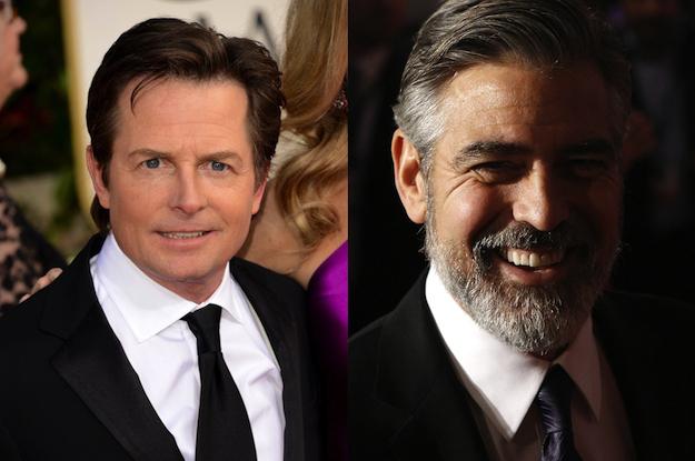 Michael-J.-Fox-y-George-Clooney