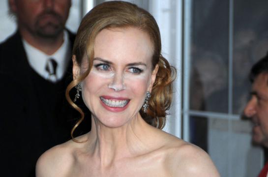Nicole Kidman maquillaje
