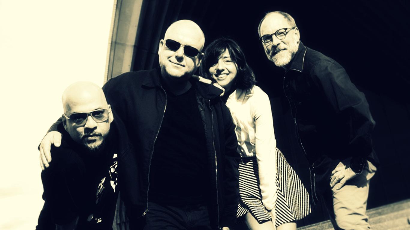 Pixies lanzará su nuevo album Head Carrier en Septiembre 2016 Um Chagga Lagga