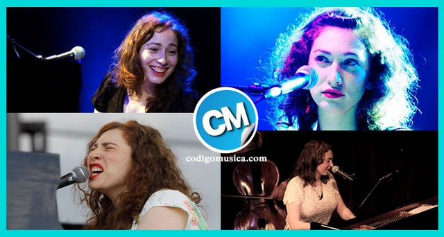 Regina Spektor hace un cover a The Beatles 2 (Copiar)