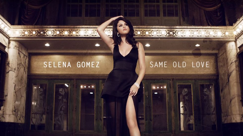 Same Old Love nuevo video cancion de selena gomez 2015