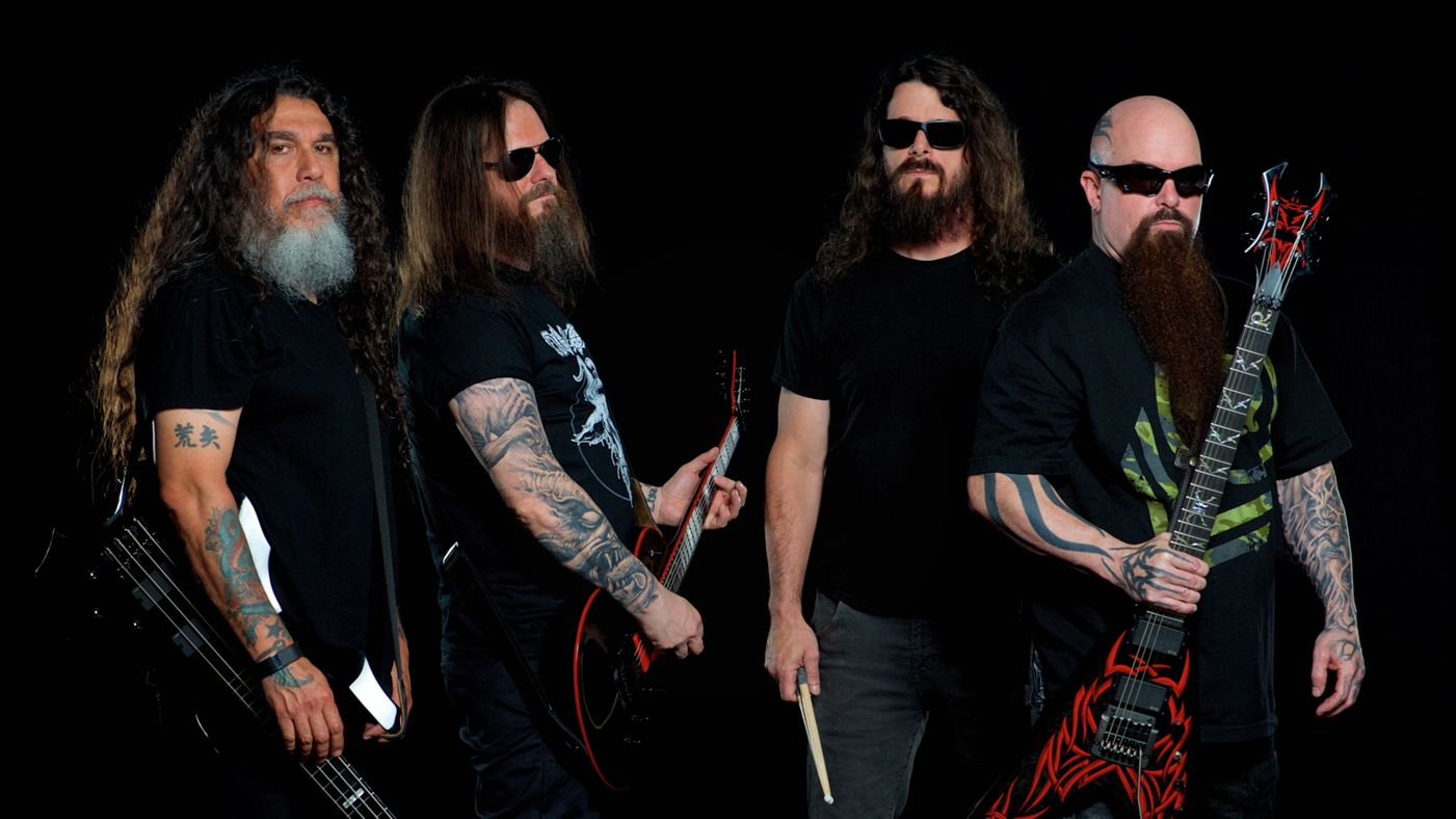 Slayer nos presenta su nuevo disco Repentless 2015