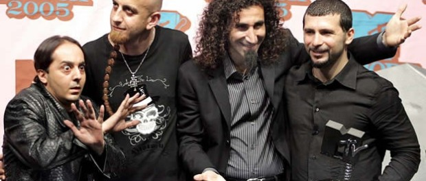 System of a Down dara su primer show en Colombia