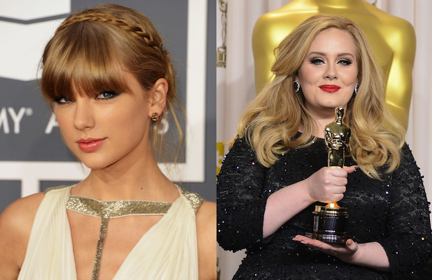Taylor-Swift-y Adele