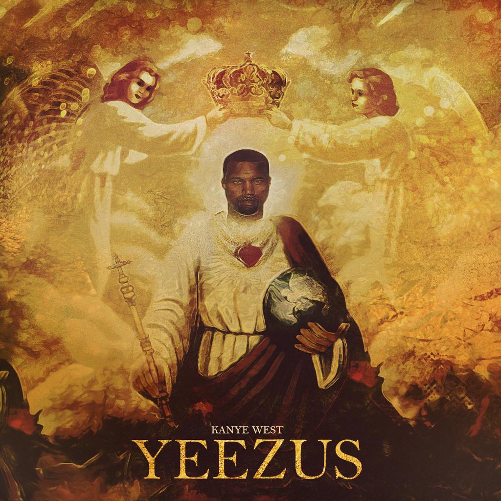 YEEZUS kanye west libro biblia 2015 yisus