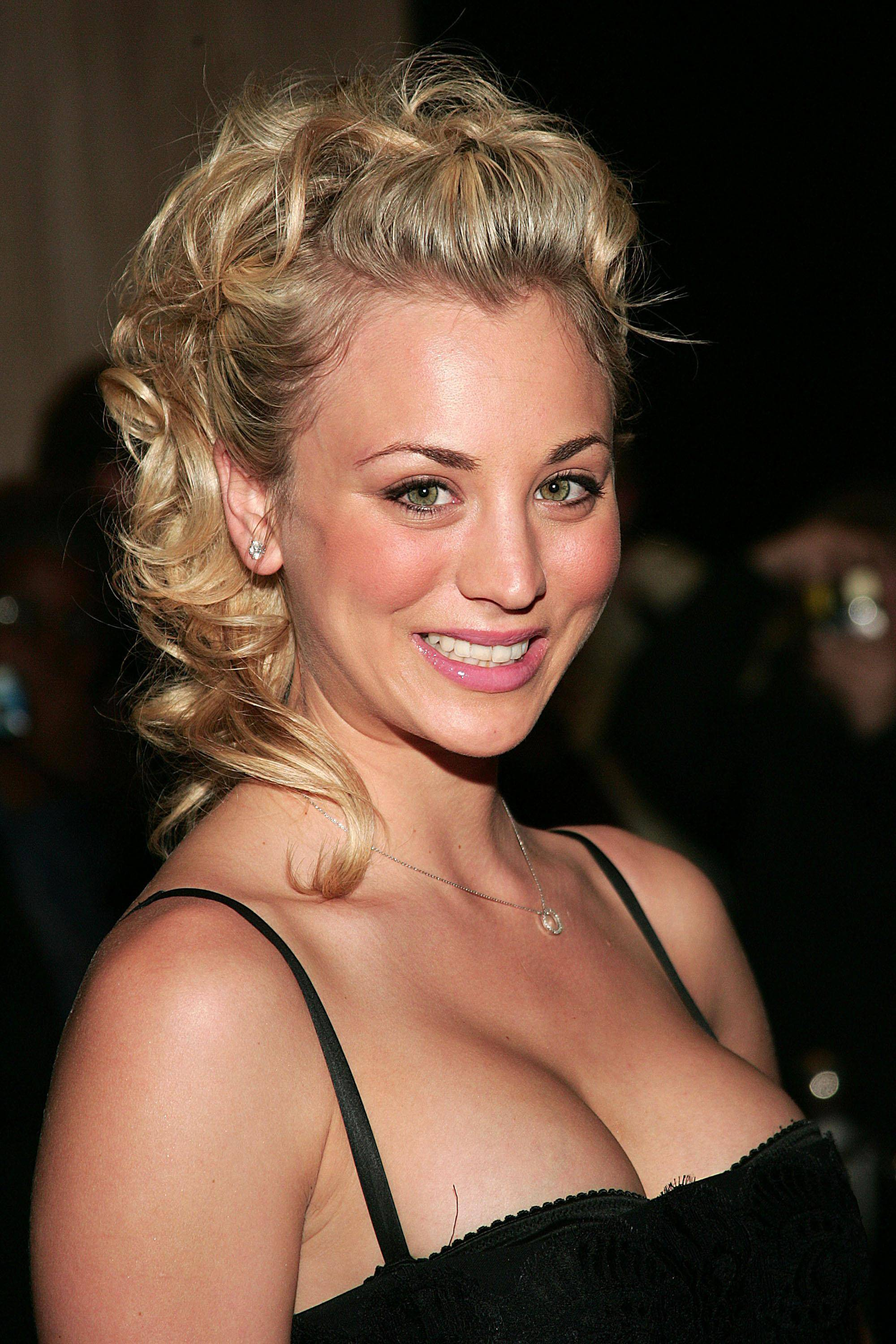 fotos de kaley cuoco 2