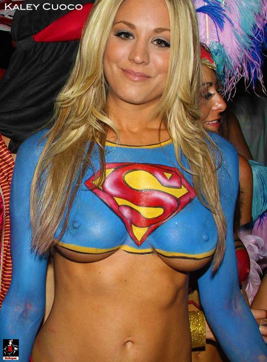 fotos de kaley cuoco 5
