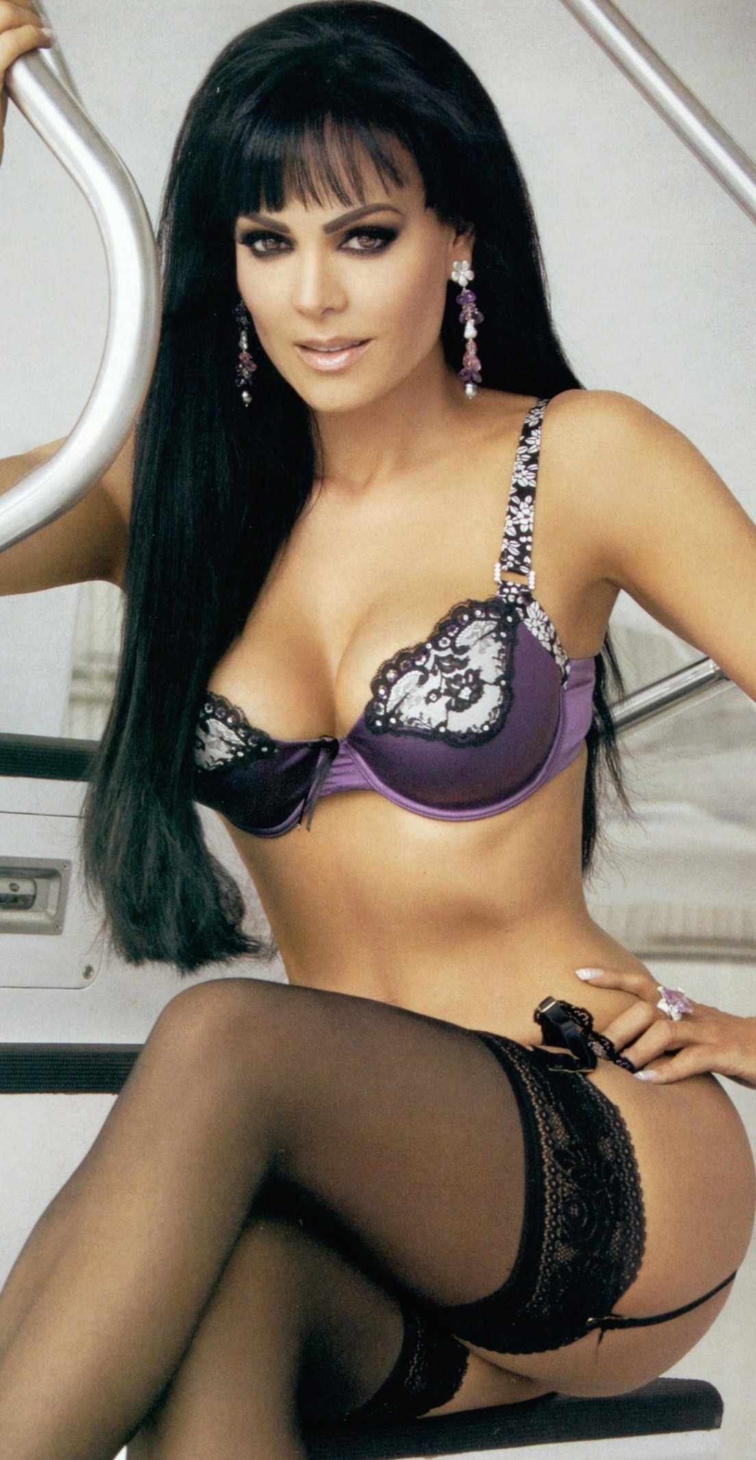 Really. And Maribel guardia sexy hot similar