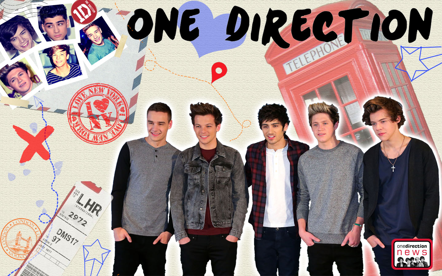 fotos de one direction 2