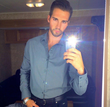 james maslow selfie sexy