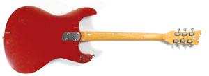 johnny ramone guitarra mosrite subasta los ramones 2