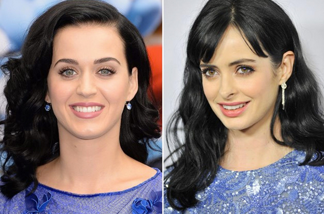 katy perry and krysten ritter