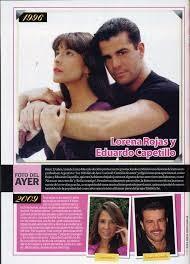lorena rojas muere ante el cancer en el higado fallece la actriz mexicana