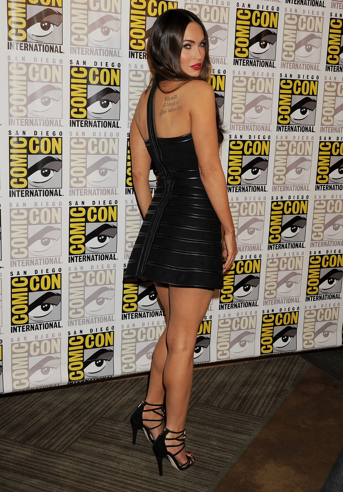 "2014 Comic-Con International - Day1 - ""Teenage Mutant Ninja Turtles""  Photo Call"