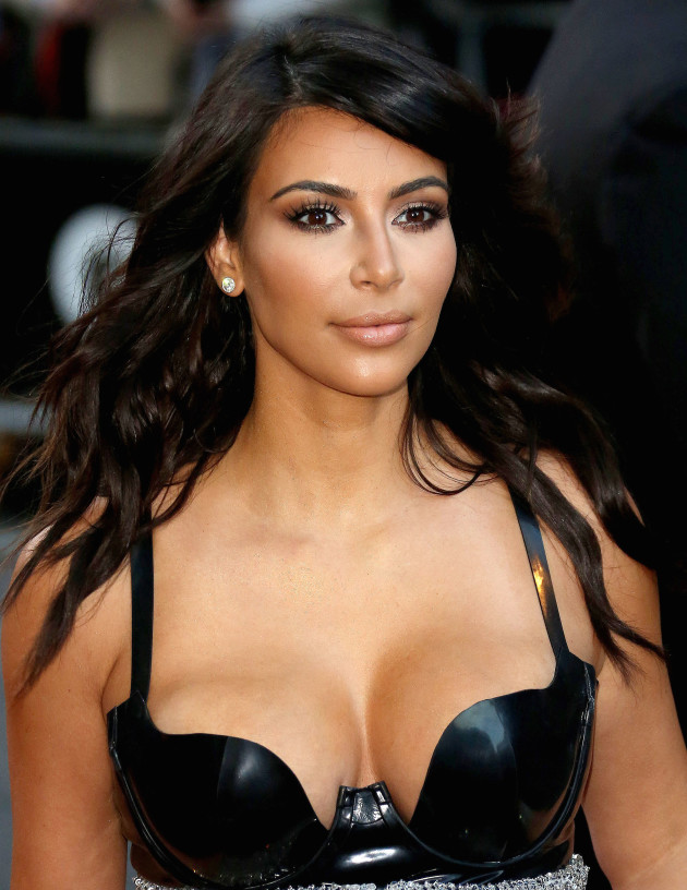 the-boobs-of-kim-kardashian
