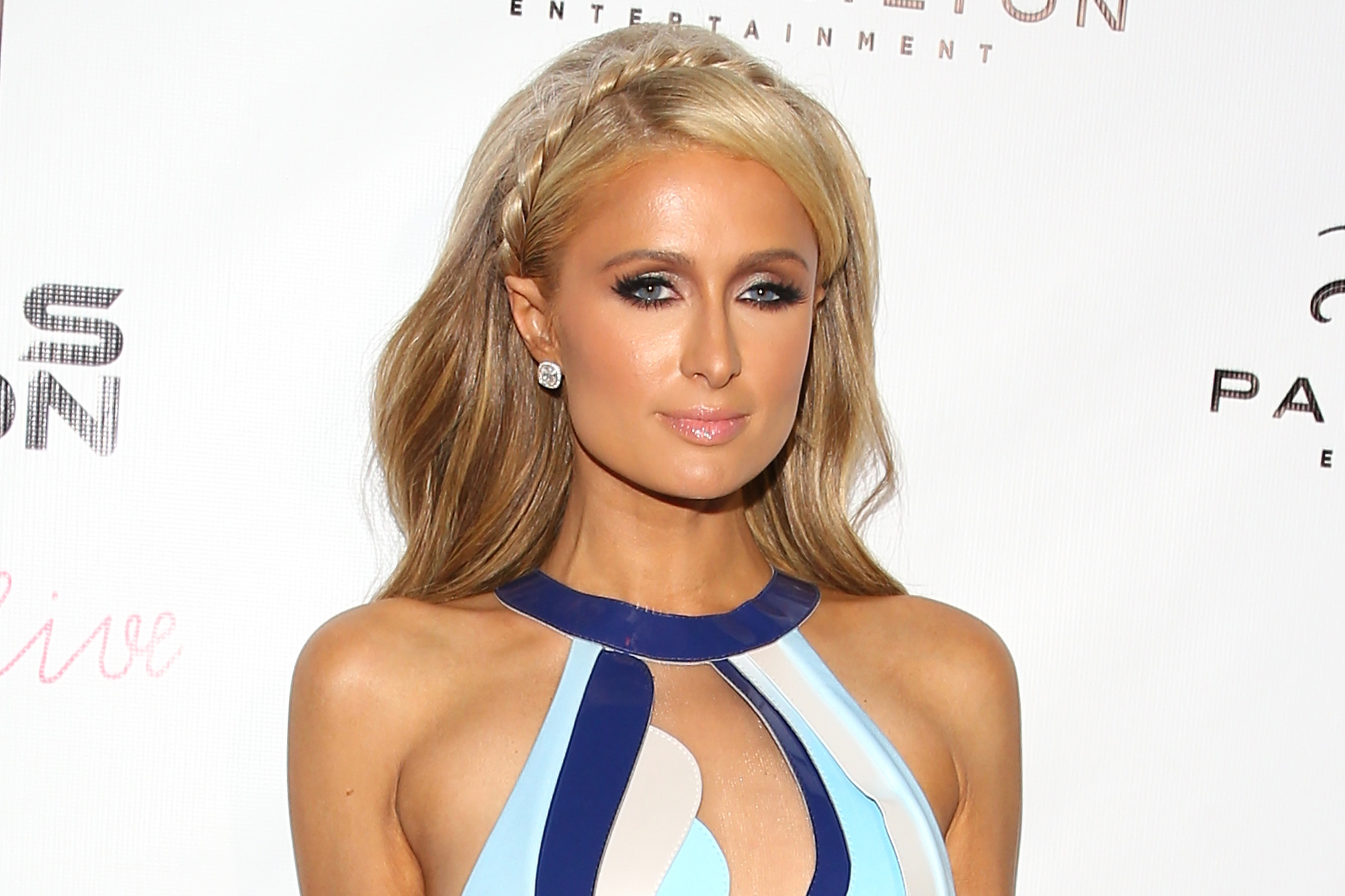 """WEST HOLLYWOOD, CA - JULY 10: Paris Hilton attends her new single """"Come Alive"""" release party held at 1Oak L.A on July 10, 2014 in West Hollywood, California. (Photo by JB Lacroix/WireImage)"""