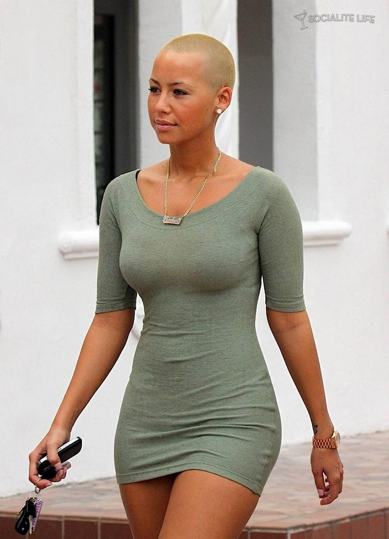 wall papers amber rose
